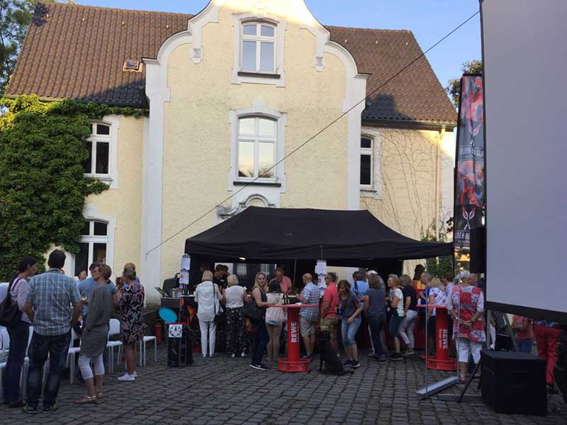 Open Air Kino am Stiftsplatz