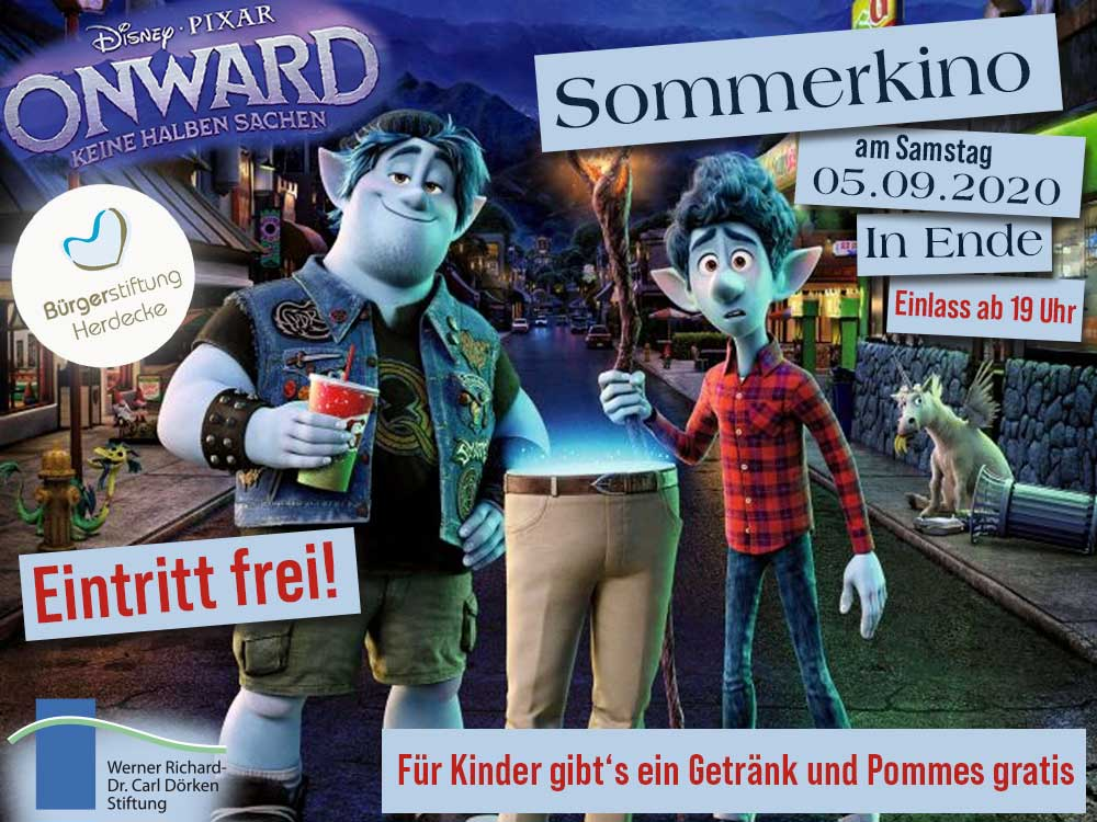 Open-Air Familienkino